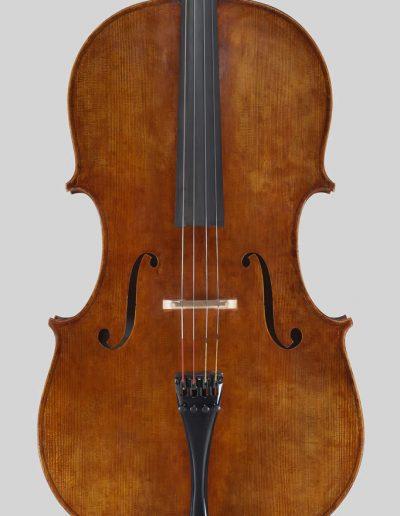 Hristo Todorov - Violin Maker Cremona - Cello 2018