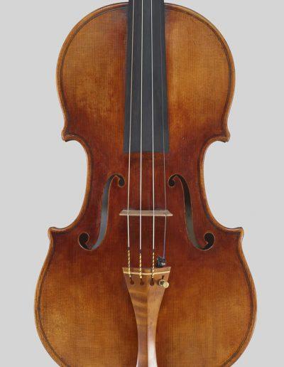 Hristo Todorov - Violin Maker Cremona - Violin 2018