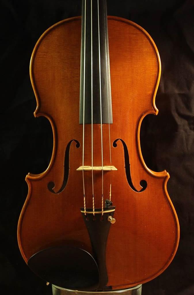 Violinmaker Cremona