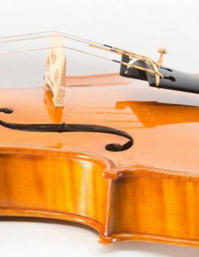 Hristo Todorov - Violin Maker Cremona - Strad violin 2018